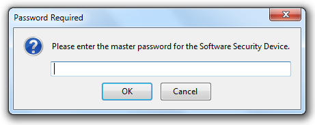 Use a Master Password to protect stored logins and passwords | How