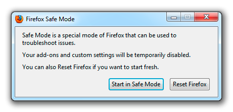 Safe Mode Fx 15 - Win