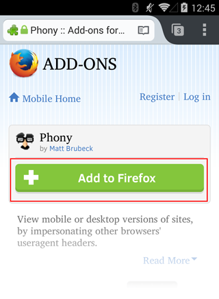 Find and install Add-ons on Firefox for Android | Firefox for ...