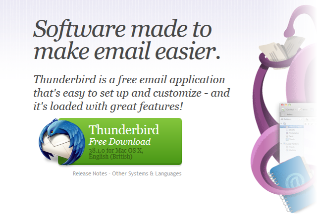 Installing Thunderbird on Mac | How to | Mozilla Support