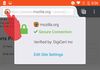 Control notifications in Firefox for Android | How to | Mozilla Support