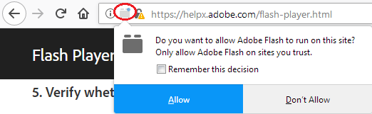 Why do I have to click to activate plugins? | Troubleshooting