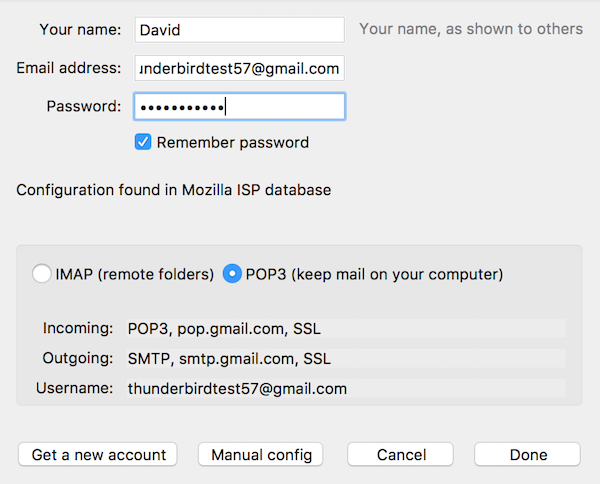 FAQ Changing IMAP to POP | How to | Mozilla Support