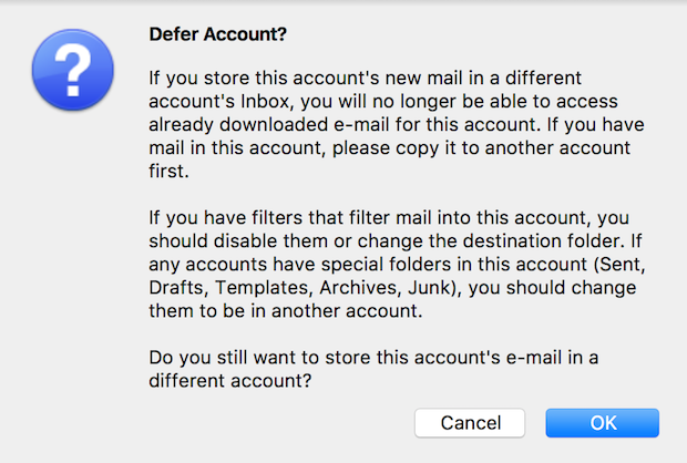 Unify your POP email accounts with a global inbox | How to