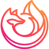 Firefox for Android Beta supportforum logo