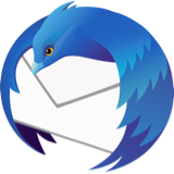 Thunderbird Forum di supporto logo